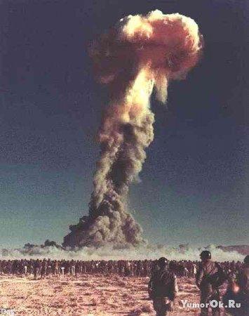 Ядренный взрыв