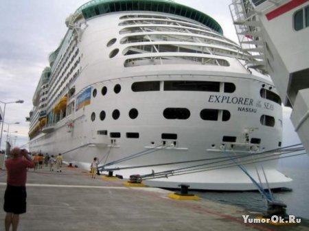 Explorer Of The Seas - и роскошен как Титаник
