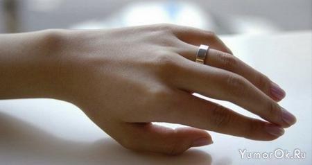 Кольцо антиизмена