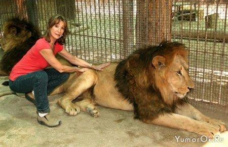 Экстремальный аргентинский зоопарк
