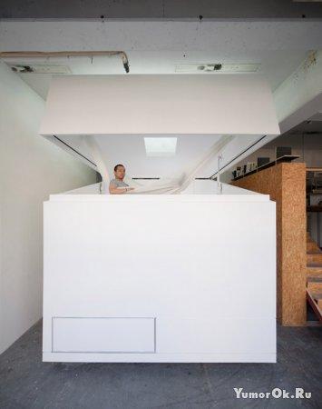Японская концептуальная квартира