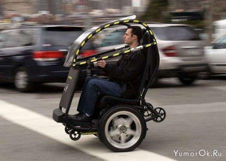 Будущее городского авто
