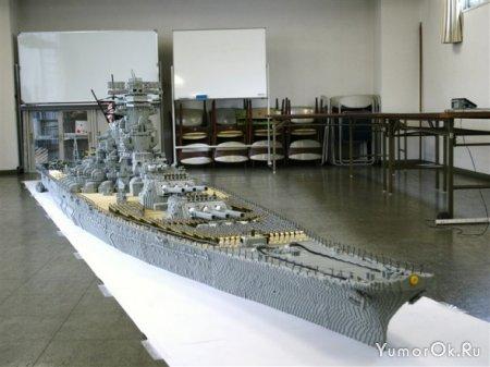 Lego Ямато