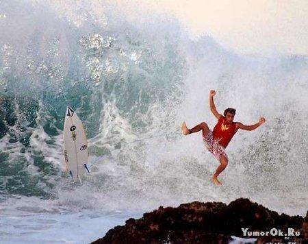 Клевый серфинг