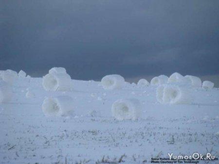 Снежные роллы