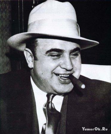Камеры, где сидел Аль Капоне