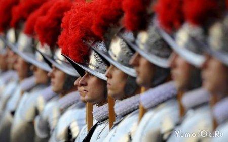 Швейцарская гвардия