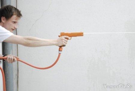 Что можно сделать из пистолета