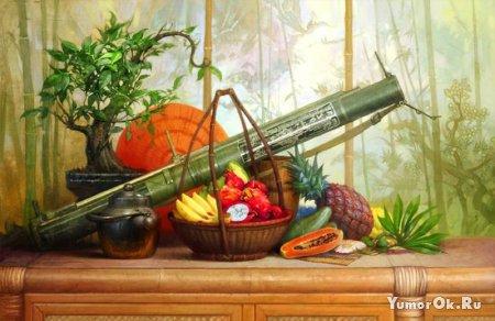 Оружейные натюрморты
