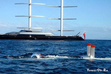 Подводная лодка Deep Flight Super Falcon