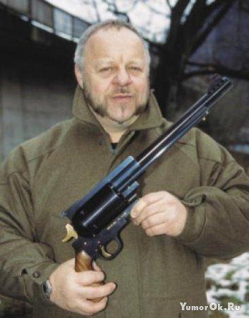 Самый мощный револьвер в мире
