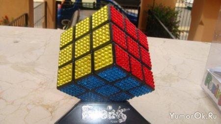 Кубик-рубик от Сваровски