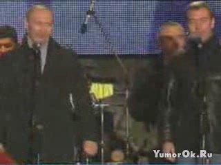 Дуэт Путин & Медвед