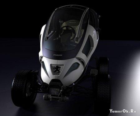 Концептуальный электромобиль