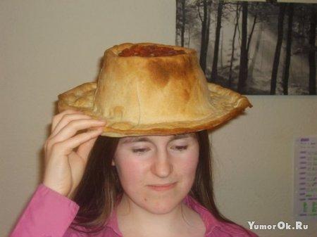 Съедобная шляпа