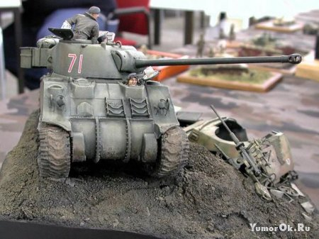 Военные модельки