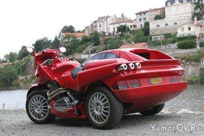 Байкомобиль
