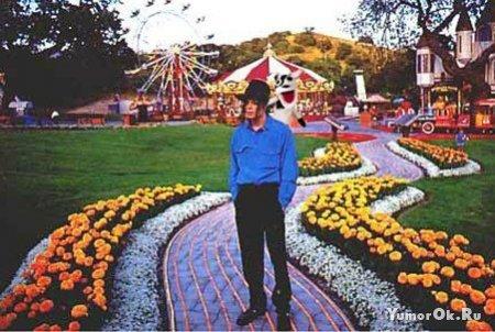 Neverland - легендарная усадьба Майкла Джексона
