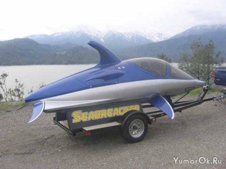 Механический дельфин