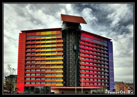 Отель Puerta America