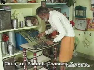 Самый старый факир в Индии
