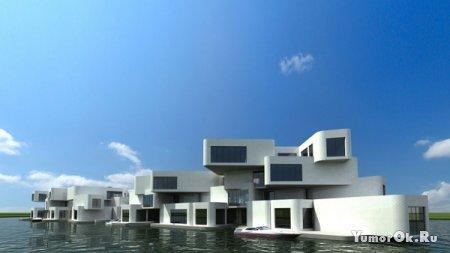 Водоплавающий дом