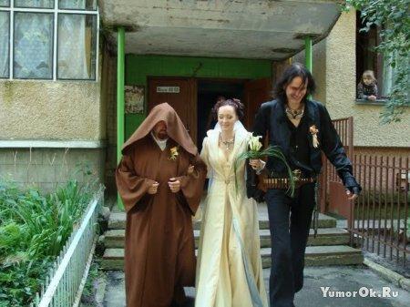 Свадьба во Львове