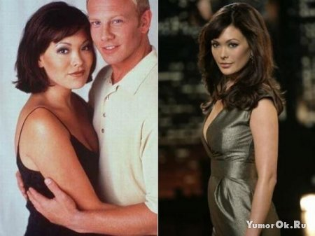 Беверли Хиллз 90210. Знаменитый сериал