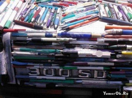 Mercedes Pens