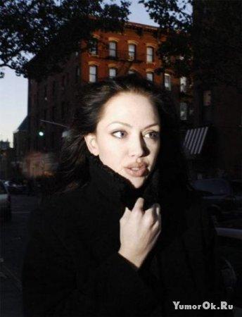 Двойник Анжелины Джоли