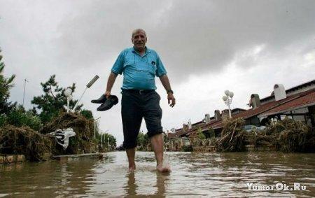 Большой потоп в Турции
