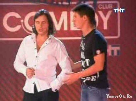 Comedy Club-Переводчик