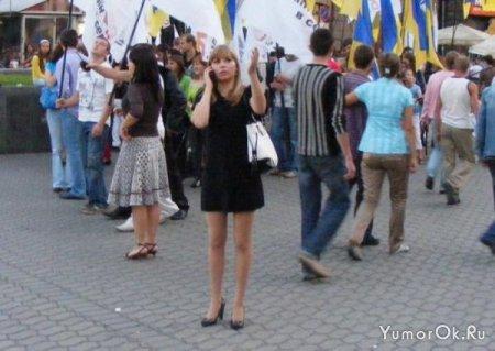 Киевские девчёнки