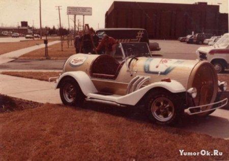 Необычные авто 80-х