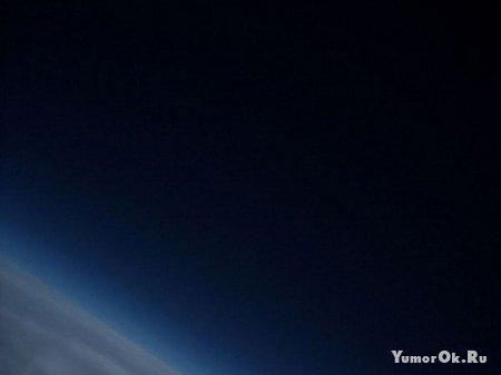 Необычный полёт в космос