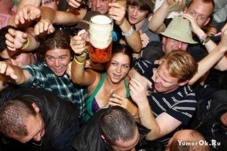 Баварский фестивал