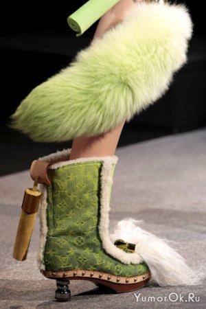 Новая концепция обуви