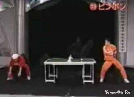 Артистичный пинг-понг