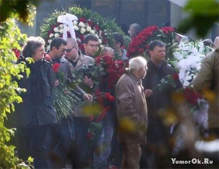 Похороны Япончика