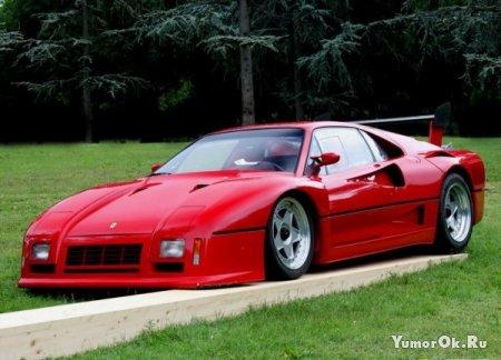 Разные модел Ferrari