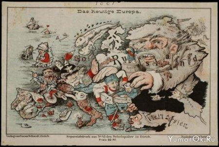 Европейские карты