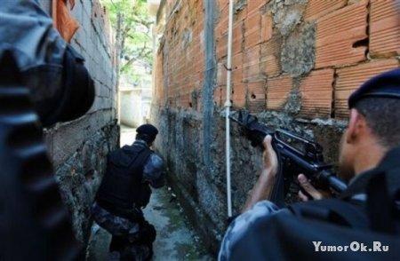 Войны на улицах Бразилии