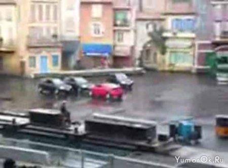 Танцы на машинах
