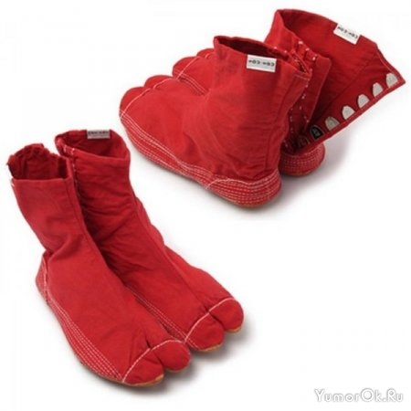 Парнокопытная обувь