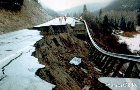Дороги по которым опасно ездить