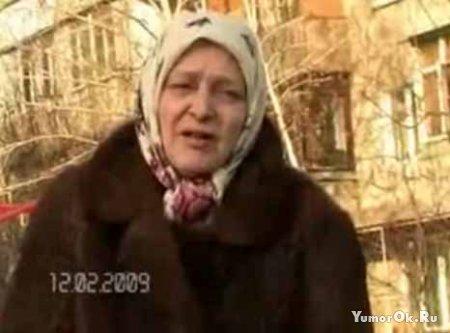 Бабуля понимает в компах