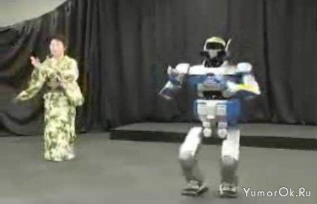 Роботы научились танцевать