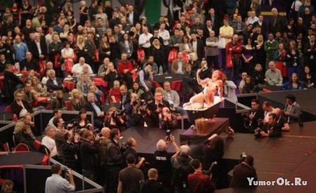 Выставка эротических прибамбасов в Лондоне
