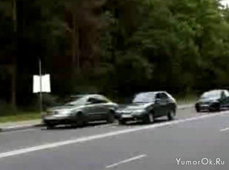Интересные знаки на дороге
