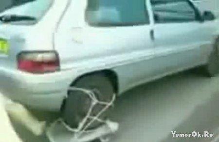 Проблема с колесом